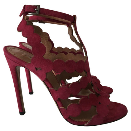 Alaïa heeled sandals
