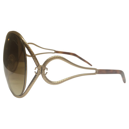 Roberto Cavalli Sunglasses gold
