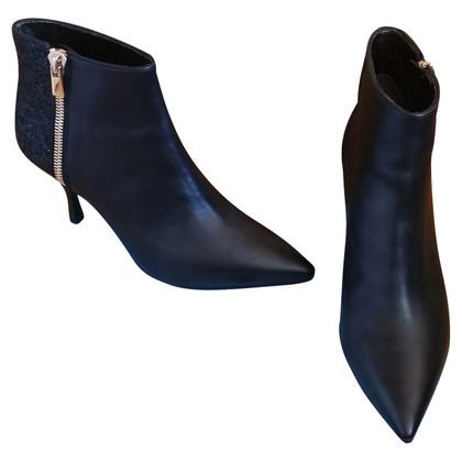 Lanvin Black ankle boots