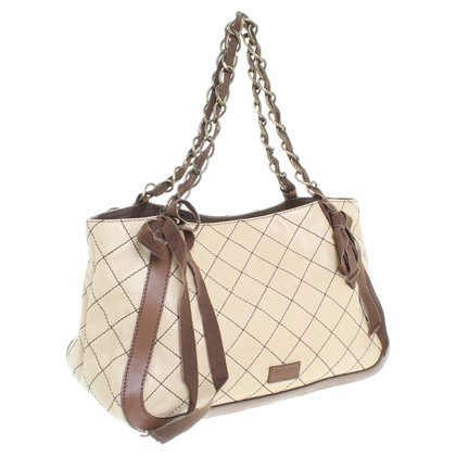 Moschino Handbag with quilted