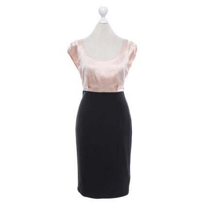 L.K. Bennett Dress in black / nude