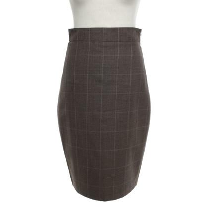 L.K. Bennett skirt with glencheck pattern