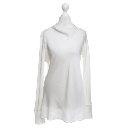 By Malene Birger Semitransparent silk top