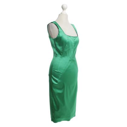 Dolce & Gabbana Sheath Dress in Green