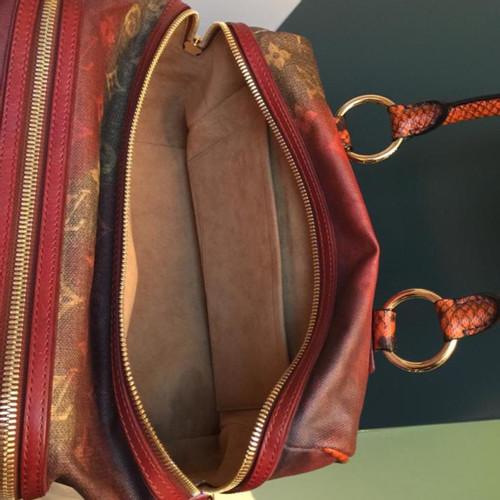 Louis Vuitton Handbag From Monogram Jokes Second Hand Louis
