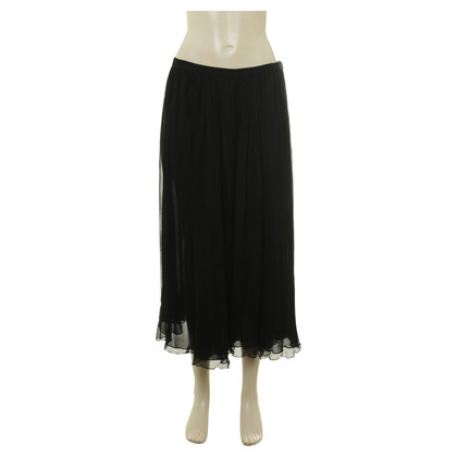 Ella Singh Trouser skirt made of silk