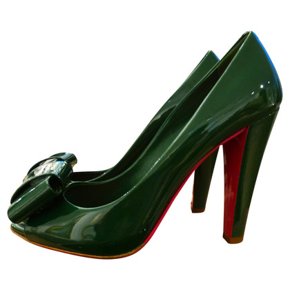 Miu Miu Peep toes in patent leather