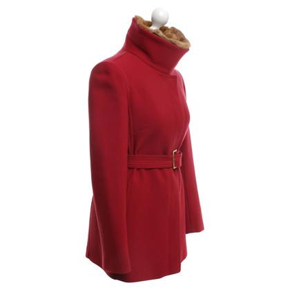 Ferre Jacke in Rot
