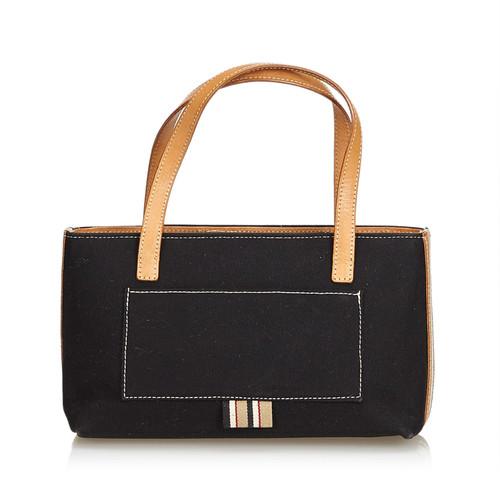 3f4d34a4dba3 Burberry Tote Bag in black - Second Hand Burberry Tote Bag in black ...