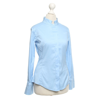 Laurèl Bluse in Hellblau