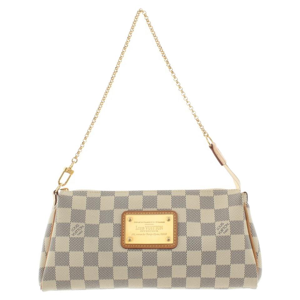 louis vuitton handbag in cream buy second hand louis vuitton handbag in cream for. Black Bedroom Furniture Sets. Home Design Ideas