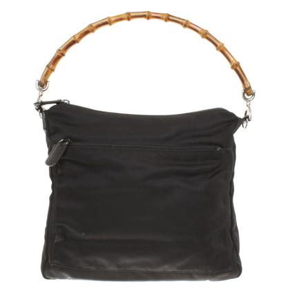 Gucci Handtasche mit Bambus-Henkel