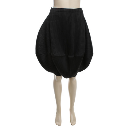 Issey Miyake Pants skirt with Pleated-pleats