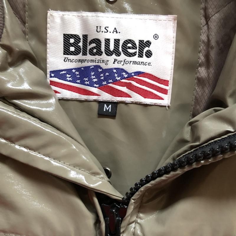 Blauer USA Jacke Farbe Olive in Größe M