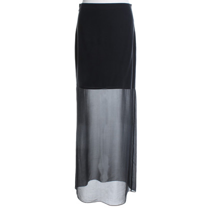 Alexander Wang Maxi-Rock in Schwarz