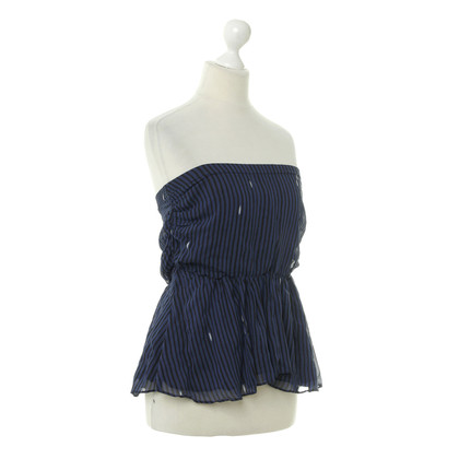 Isabel Marant Etoile Top con strisce