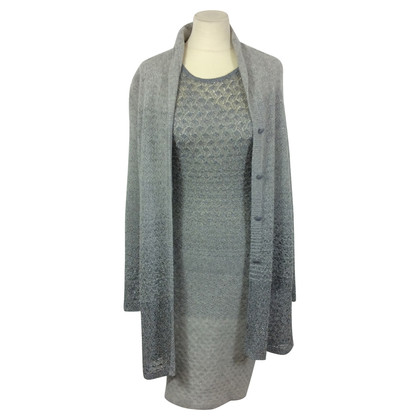 Missoni Knit dress with vest