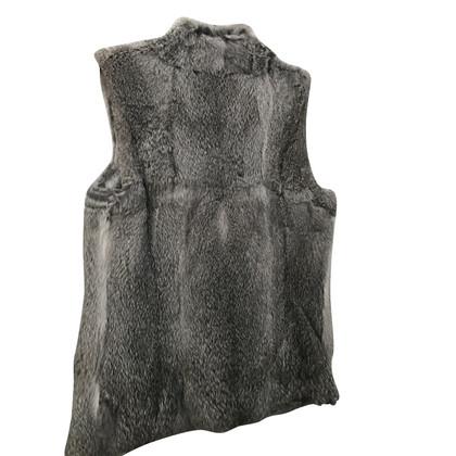 Michael Kors Fur waistcoat