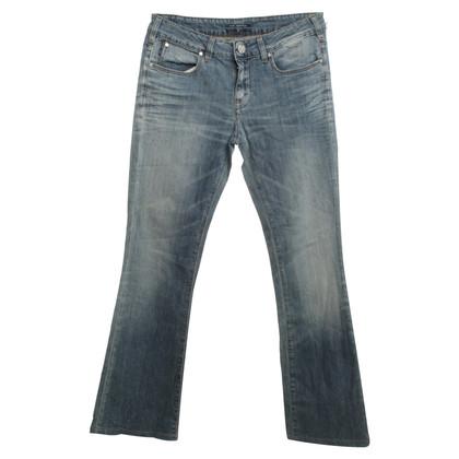 Karl Lagerfeld Jeans mit Waschung