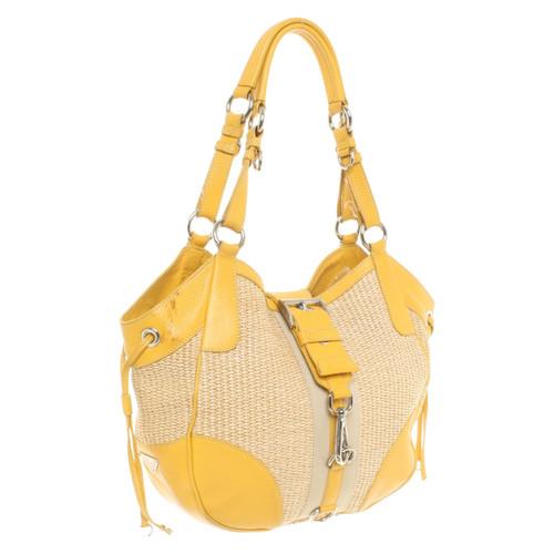 Prada Handbag with braid - Second Hand Prada Handbag with braid buy ... 31bd6f599efff