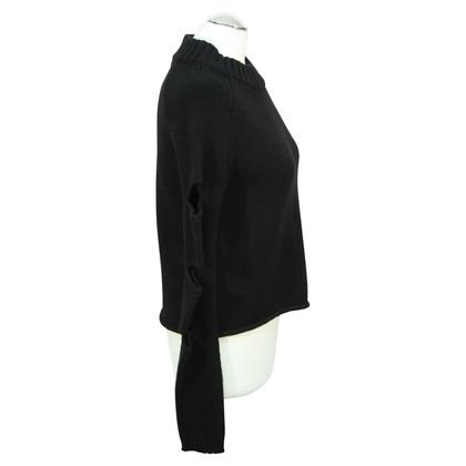 Karen Millen Sweater in zwart