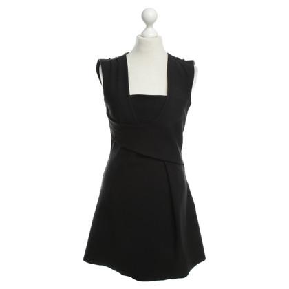 McQ Alexander McQueen Vestito di nero