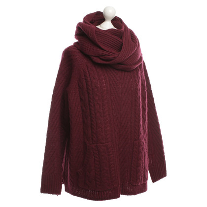 Marc Jacobs Sweater in Bordeaux
