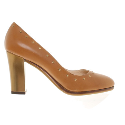 L'autre Chose pumps made of leather