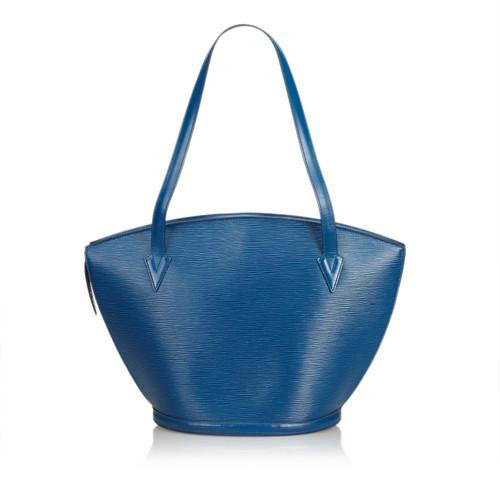 615c2ade351f Louis Vuitton Saint Jacques GM Epi leather - Second Hand Louis ...