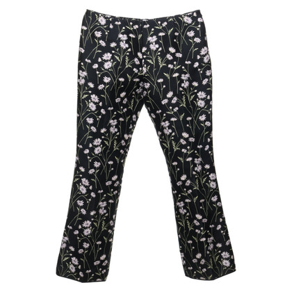 Giambattista Valli trousers with pattern