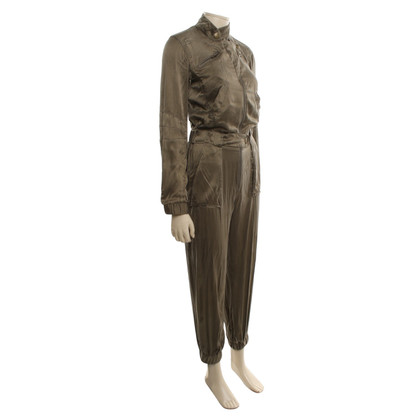 DKNY Jumpsuit made of silk