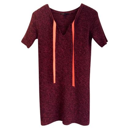 Maje Gebreide jurk