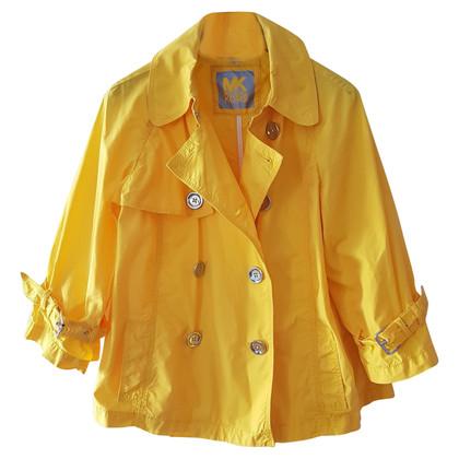 Michael Kors Jacke in Gelb