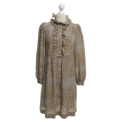 Chloé Dress with animal print