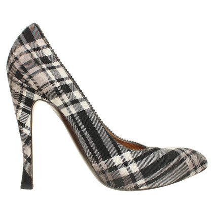 Bottega Veneta Pumps checkered