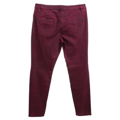 Marc Cain trousers in Fuchsia