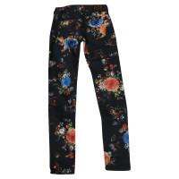 Ralph Lauren Flower Jeans
