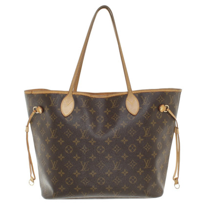 "Louis Vuitton ""Neverfull Monogram Canvas"""