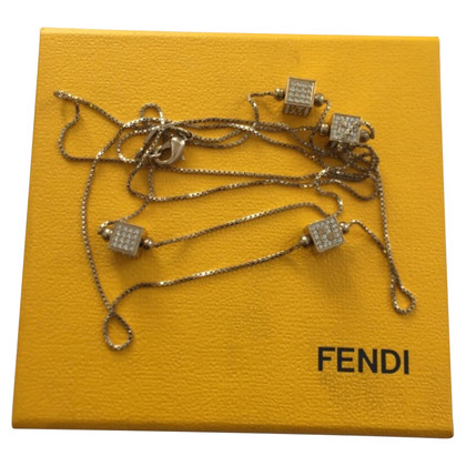 Fendi Gold necklace