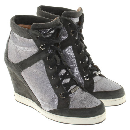 Jimmy Choo sneaker Wedges
