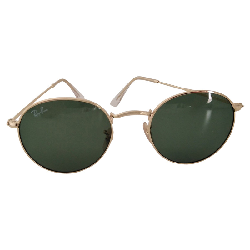 Ray Ban Sonnenbrille in Schwarz Second Hand Ray Ban