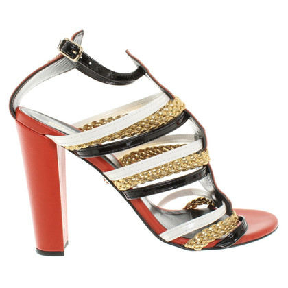 Just Cavalli Sandals with straps