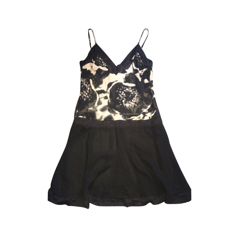 Karl Lagerfeld For H&M Silk Dress