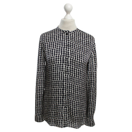 Strenesse Blouse with pattern