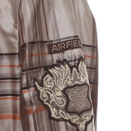 Fälschung Günstig Online Airfield Kurzmantel mit Muster Bunt / Muster Billig Verkauf Neue Stile Billig Verkauf Countdown-Paket Geniue Händler Verkauf Online OQ6I5