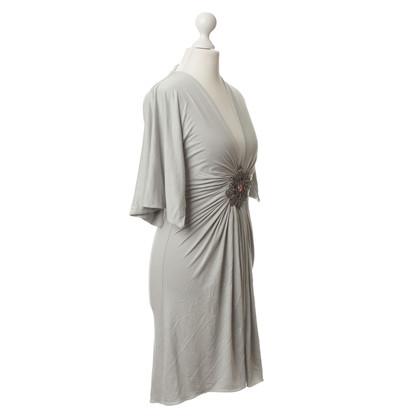 Sky Dress with jewelry clasp