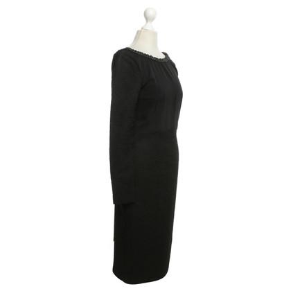 Maje Kleid in Schwarz