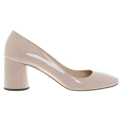 Prada Pumps in Beige