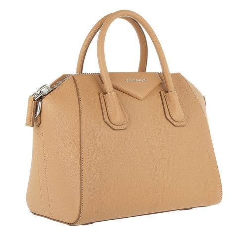 dc78a5eb1748 Givenchy Antigona Small Leather in Beige - Second Hand Givenchy ...