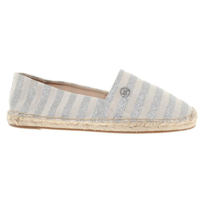 Michael Kors Espadrilles with stripes pattern